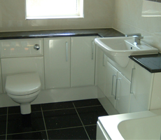 Beautiful Bathrooms designed and built by Tadley Bathrooms